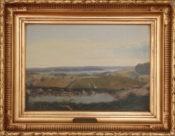 Frederik Kraft .  1823 - 1854 .  Maleri (Frederiksdal)