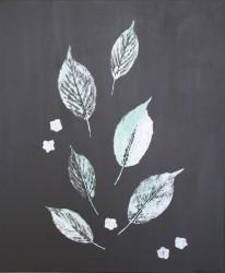 """Betegnet """"Forår i luften"""" ved NORA 2015 -  Unika aftryk"""